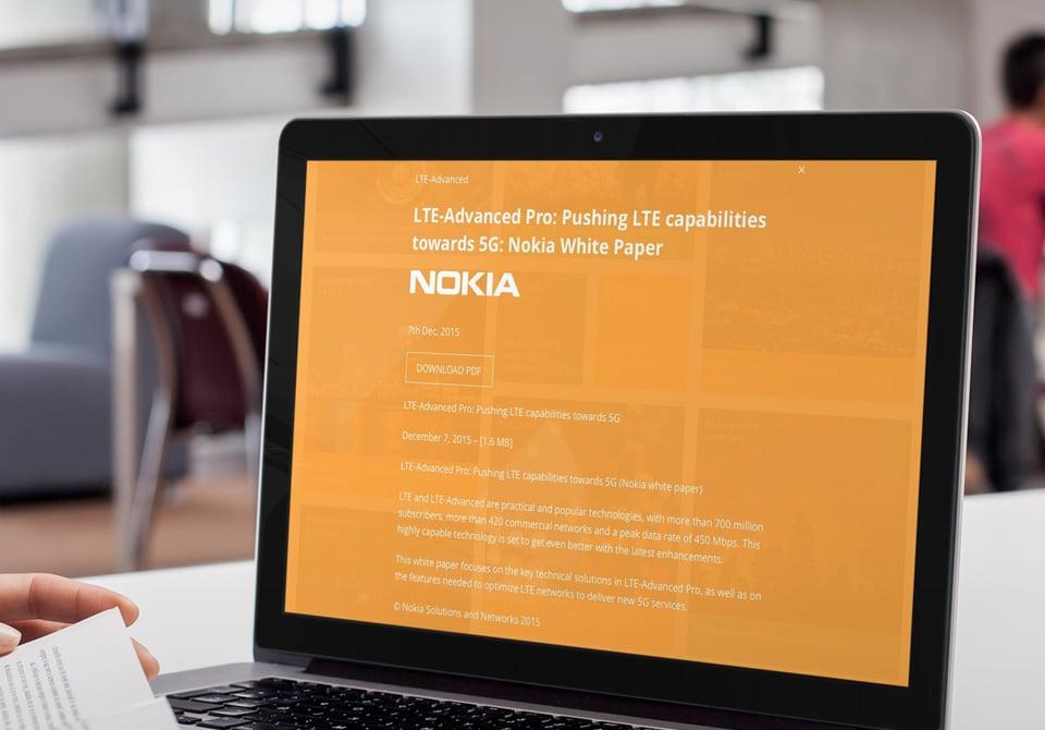 Download system using WordPress